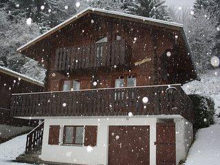 Chalet le Perce Neige, Thollon-les-Memises
