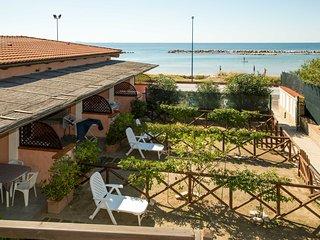 Appartamento Trilocale Mezzanina sul mare