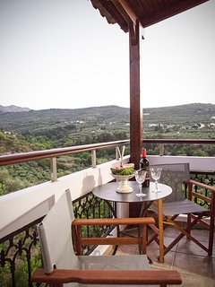 Villa Christini - Makronas village