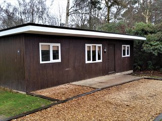 Premium 3 bedroom chalet, Finchampstead
