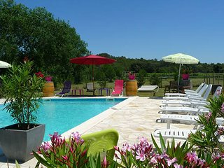Picpoul Montpellier holiday rentals with pool (sleeps 5), Saint-Drezery