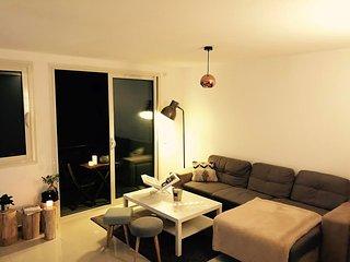 Adresse exclusive 50m2 coeur centre ville - vue lac - 2 terrasses + parking, Annecy