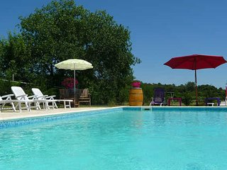 Carignan apartments for rent Montpellier, France with pool (sleeps 2), Favas