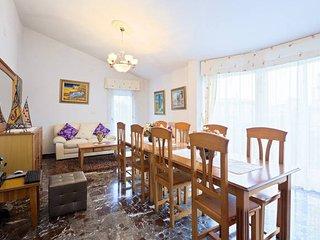 living Room, chimney, villa romana granada, wifi, fireplace,