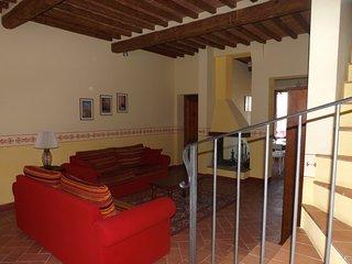 Montepulciano Antico Terratetto in stile tipico toscano