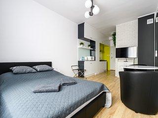 Apartament Al Wyzwolenia 3/5, Warsaw