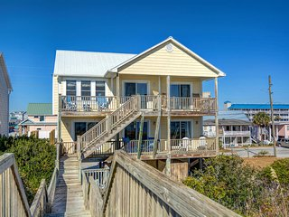 'Sandpiper Landing' Oceanfront! Prime Location Walk To Everything