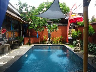 Rumah Tujuh - Pondok Gaya Studio - Self Catering - Shared Pool