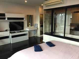 ✈Deluxe Sea-view 80sqm-1 Bedroom Home-Patong Beach