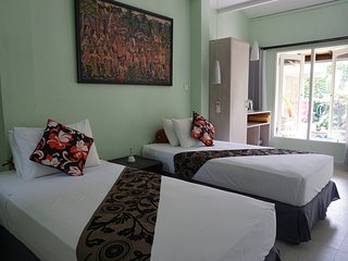 Angel House Ubud Jepun suite 2 extra King beds