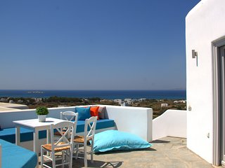 Psilotero home, with fantastic view., Agia Anna