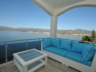 Luxury Villa located on the historic Sovalye Island in the bay of Fethiye.