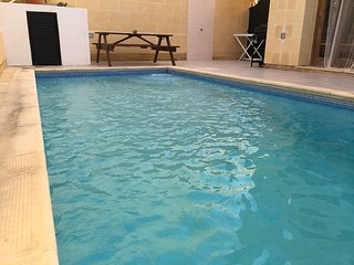 House of Character with private pool in Qala, Gozo