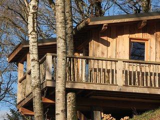 Cabanes dans les arbres de la Guinguette