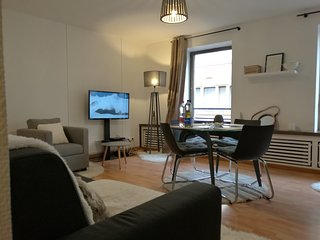 SCHWARTZ 2 pieces (1 chambre et salon/cuisine)