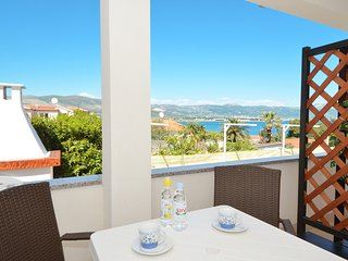 New apartment PUNTA 2 in Mastrinka, near TROGIR
