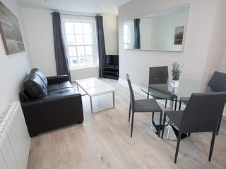 Temple Bar Wellington Quay apartment, Dublin