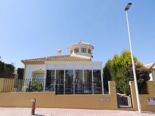 MCC01 - Lovely 3 Bed Detached Villa Private Pool, Mazarron Country Club