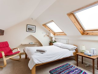 Warm and Comfortable Attic in Victorian House, Swansea