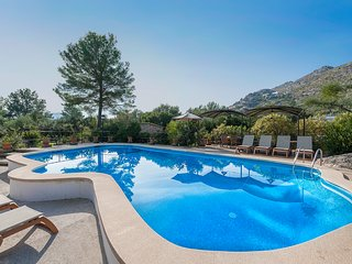 OFFER-50%Off SEPTEMBER! SPECTACULAR VILLA WITH LARGE POOL & MOUNTAIN VIEWS