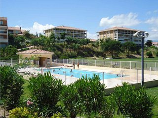 Beau 3P résidence sécurisée avec piscine, Cannes