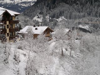 Apt BELLEVUE K2 ~ 2 BED IN CHAMONIX ~ LES HOUCHES NEAR BELLEVUE LIFT