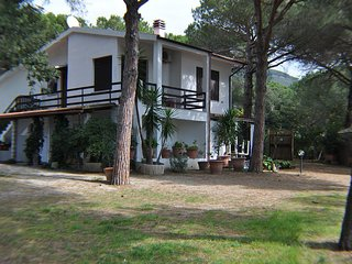 Trilocale in villa a 450mt dal mare - Lacona - Isola d'Elba