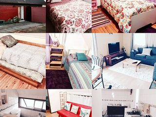 Apartamentos MVM Casa Cataluña, Temuco