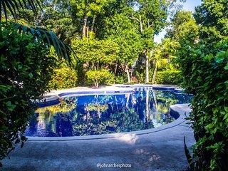 Caribbean villa in Riviera Maya PlayaCar Golf course