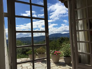 Gite Bruen, zonnig appartement met formidabel uitzicht!