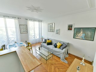 King Kang, 3BR/2BA, 5 people, Paris