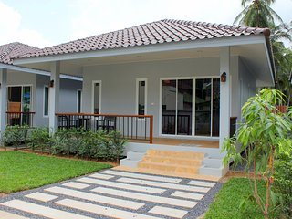 Brand New Secluded 1 Bedroom House, Lamai Beach
