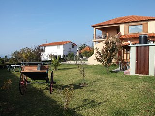 Lovely cosy private maisonette near sea, Nea Irakleia