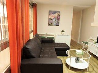 Moderno apartamento al lado de Puerta Real con dos dormidorios