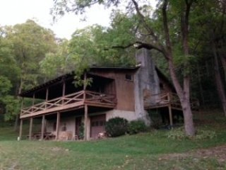 Coyote Cabin Near Salt Fork State Park, Freeport