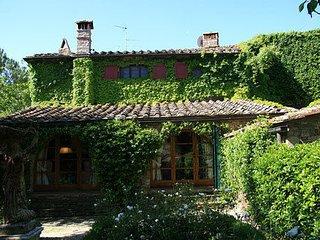 6 bedroom Villa in Strada in Chianti, Tuscany, Italy : ref 5240987