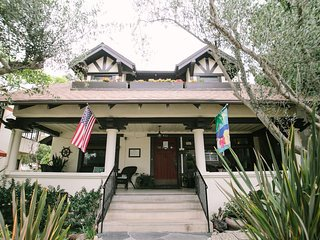 Old Yacht club inn Vacation Rentals, Santa Barbara