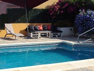 Villa avec Piscine privée et vue spectaculaire, Montroy