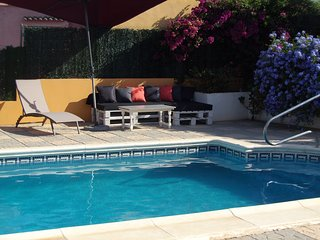 Villa avec Piscine privee et vue spectaculaire