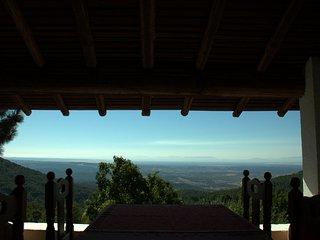 Casa rural auténtica situada  dentro del parque regional de la sierra de Gredos
