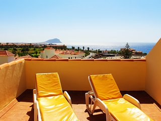 Ocean Golf and Country Club, 1 bed penthouse with private roof terrace