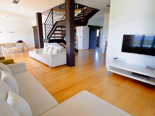 La casa de Orviz - 1 dormitorio - cocina  - baño - salón y porche