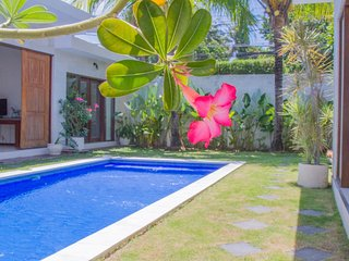 PROMO villa Daria 3BR in the hearth of Seminyak