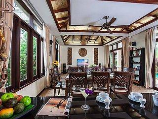 Chaweng Sunrise Villa 2 | Spacious 2 Bed Pool Villa in Samui