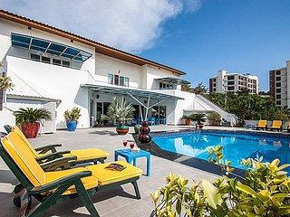 Pratumnak Argyle Villa | 8 Bed Pool Villa in Central Pattaya