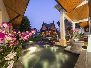 Asian Rhapsody | 5 Bed Ultra Luxury Thai Style Home in Rawai Phuket, Ko He