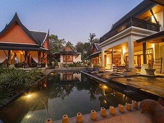 Asian Rhapsody | 5 Bed Ultra Luxury Thai Style Home in Rawai Phuket