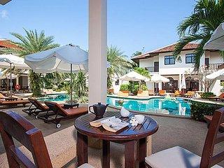 Maprow Palm Villa No. 3 | 2 Bed Poolside Villa in Koh Samui