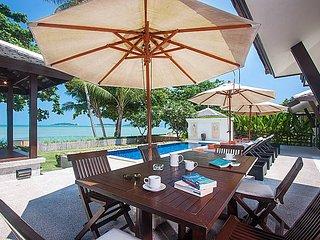 Blossom Dew Villa A | 3 Bed Sea View Pool Villa in Samui
