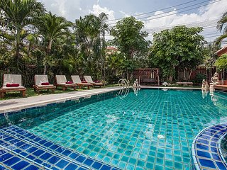 Baan Chatmanee | Modern 5 Bedroom Pool Villa in Jomtien South Pattaya, Jomtien Beach